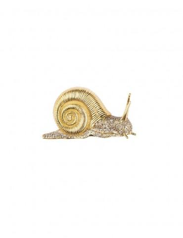 Sterling Silver Snail
