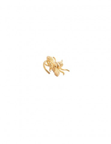 Sterling Silver Bee Nose Pin
