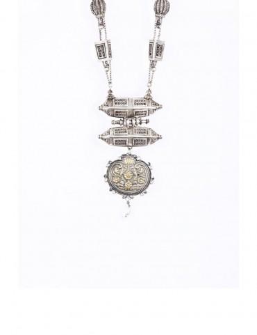 Sterling Silver Nomadic Pendant