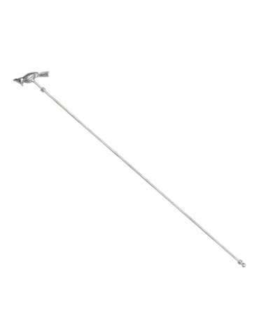 Sterling Silver Bird Of Feather Stirrer