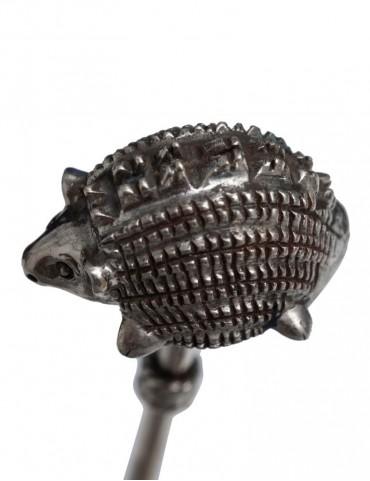 Sterling Silver Tortoise Stirrer