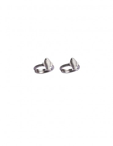 Sterling Silver Fish Toe Ring