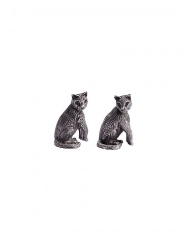 A punce of Cats to adorn the small nooks and cranies in your house to sneak into and snuggle .